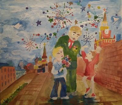 6. Курганова Полина,10 лет, СОШ132